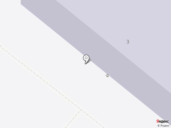Средняя общеобразовательная школа №23 с дошкольным отделением на карте Костромы