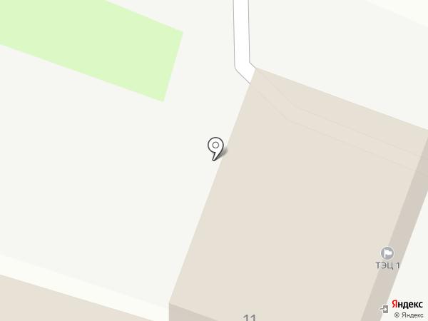 ВАТТ+ на карте Костромы