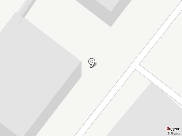 Автопортал на Московской на карте Костромы