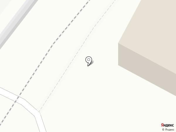Пожарная часть №2 на карте Костромы