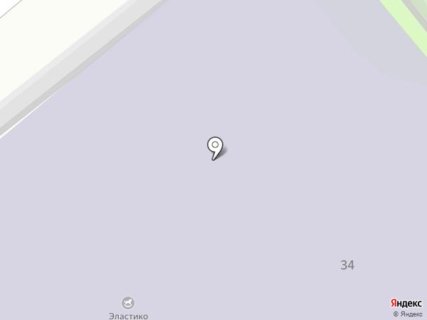Фитнес-клуб на карте Костромы