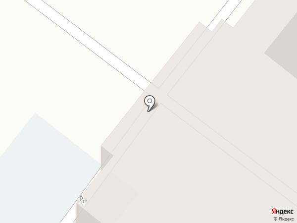 Весёлый Роджер на карте Костромы