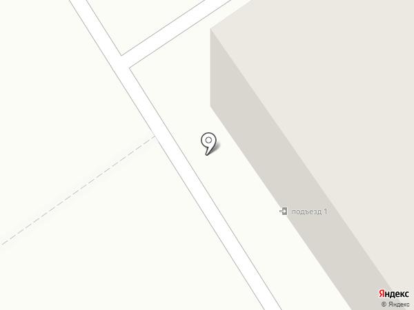 Красивый букет на карте Костромы