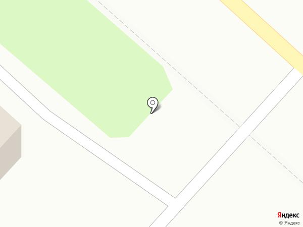 Автостоянка на карте Костромы