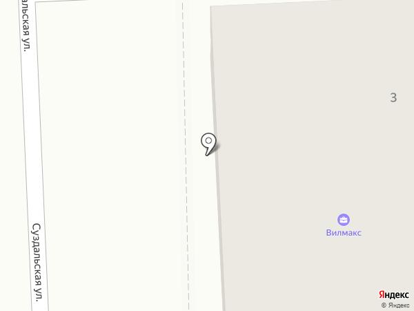 Иверна на карте Иваново