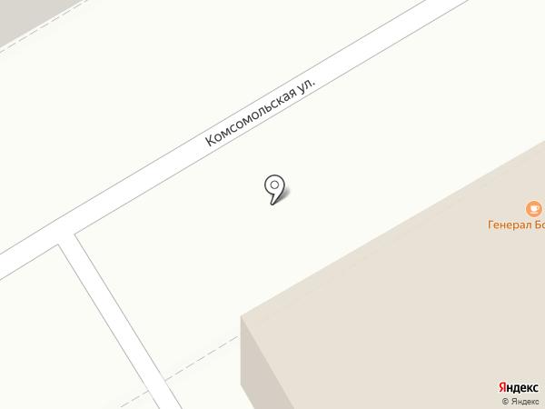 Рек Магик на карте Костромы