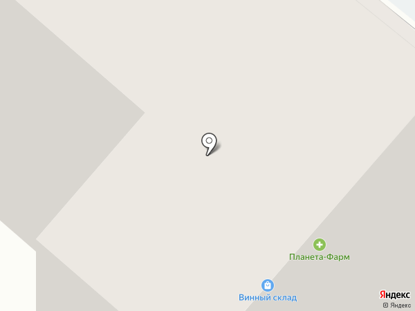 Планета-Фарм на карте Костромы