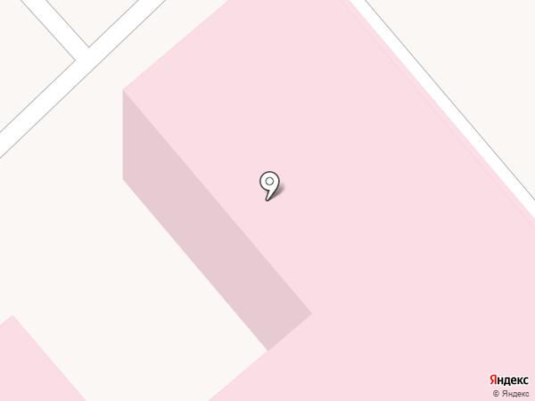 Окружная больница Костромского округа №1 на карте Костромы
