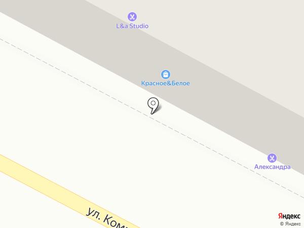 Дуэт на карте Костромы