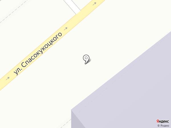 Костромской автотранспортный колледж на карте Костромы