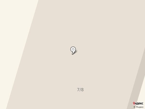 Талисман на карте Костромы