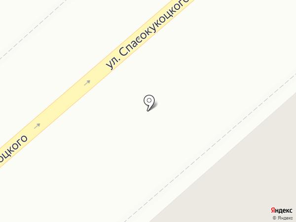 ДЮСШ №4 на карте Костромы
