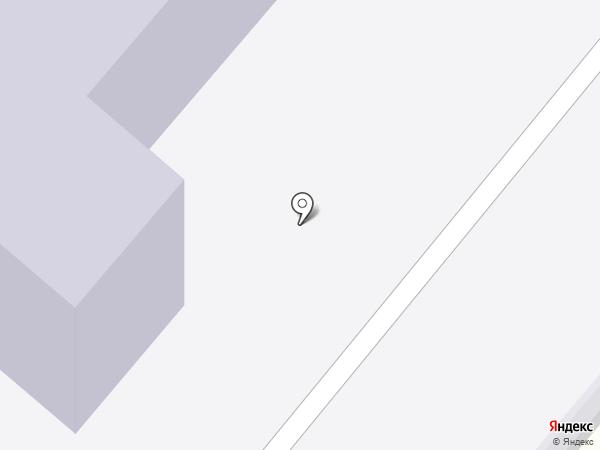Парапунти на карте Костромы