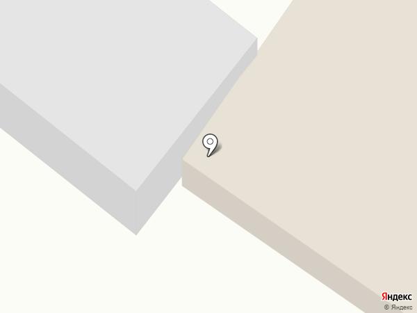 Простор на карте Костромы