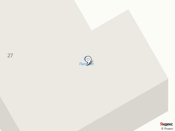 Патриот на карте Иваново