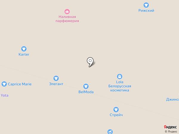 Джинсы для всех на карте Костромы