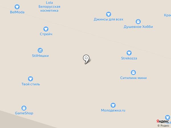 Nika на карте Костромы