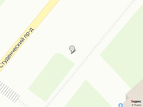 Швейная мастерская на карте Костромы