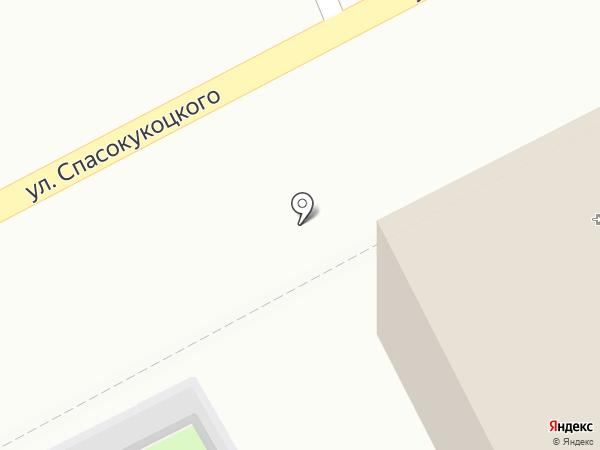 Магнит на карте Костромы