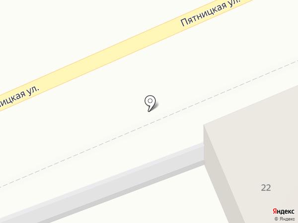 Комиссионный антиквариат на Пятницкой на карте Костромы