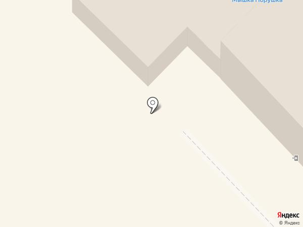 CLUTE на карте Костромы