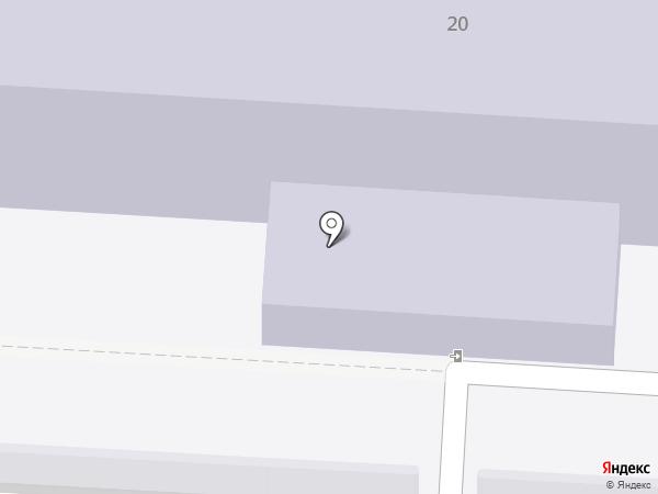 Средняя общеобразовательная школа №14, МБОУ на карте Иваново