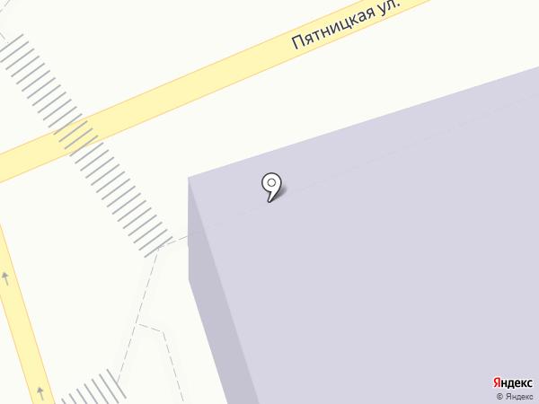 Костромской областной музыкальный колледж на карте Костромы