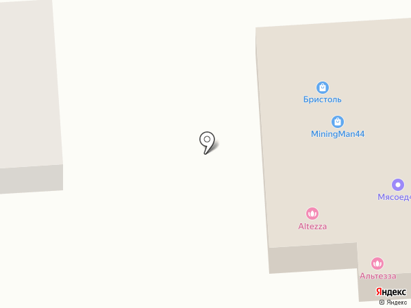 ФАКТУРА на карте Костромы