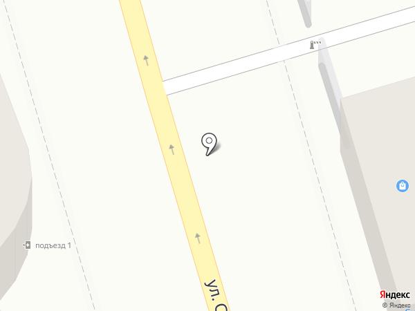 Макошь на карте Костромы