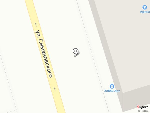 Юрсервис, ОДО на карте Костромы