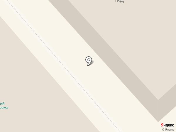 Чебуречная на карте Костромы