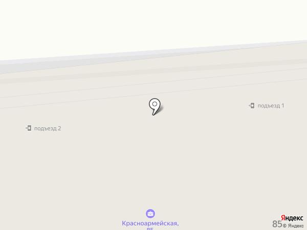 Строй-Актив на карте Костромы