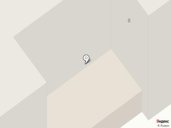 Кенгуру-Авдотьино на карте Иваново