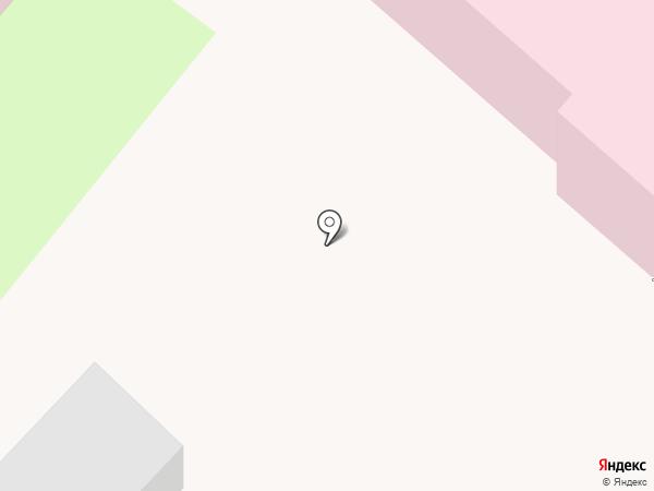 Заволжский дом-интернат для престарелых и инвалидов на карте Костромы