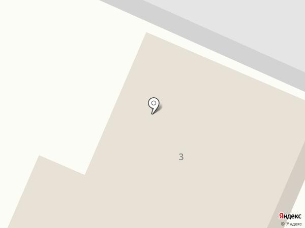 Возрождение, МБУ на карте Костромы