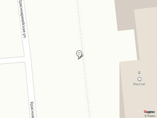 Контрольно-счетная палата Костромской области на карте Костромы