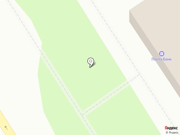 Почтовое отделение №25 на карте Костромы