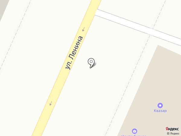 ВСК, САО на карте Костромы