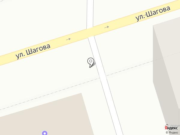 Нотариус Румянцева С.В. на карте Костромы