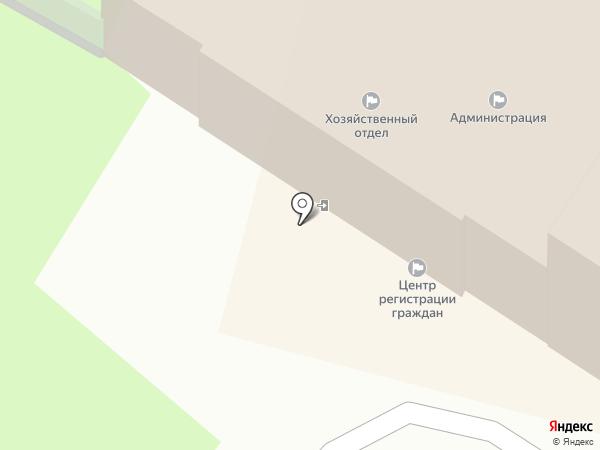 Центр регистрации граждан г. Костромы на карте Костромы