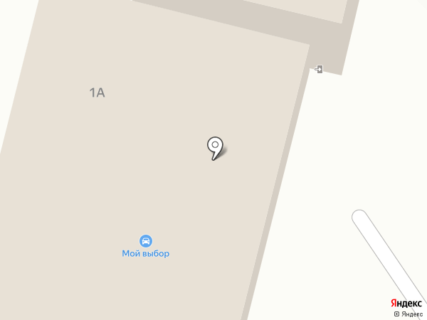 Швейная мастерская на карте Иваново