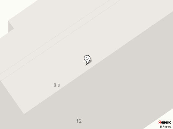 Катини на карте Костромы