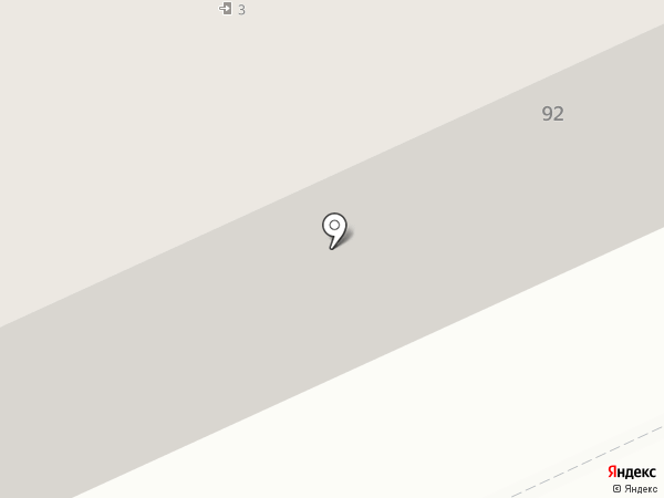 Салон-парикмахерская на Бакинском проезде на карте Иваново