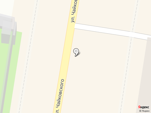 КОРЦ на карте Костромы