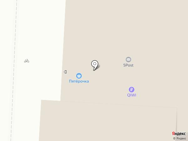 Мебельный салон на карте Иваново