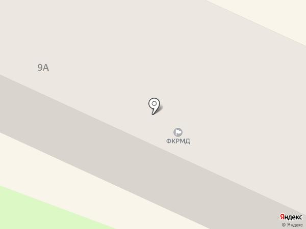 СМИ44 на карте Костромы