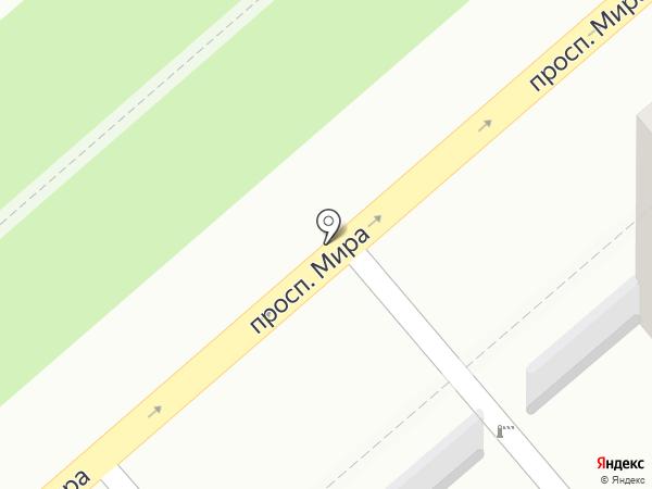 Магазин продуктов на карте Костромы