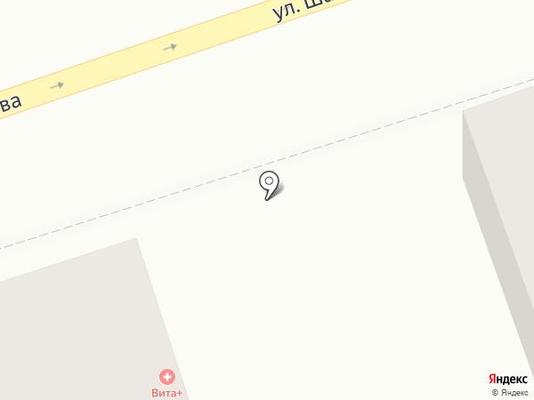 Прокатик 44 на карте Костромы