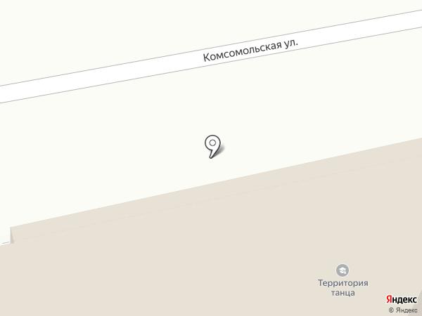 Танцуют все на карте Костромы