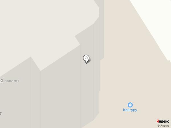 Ремонтная мастерская на карте Костромы